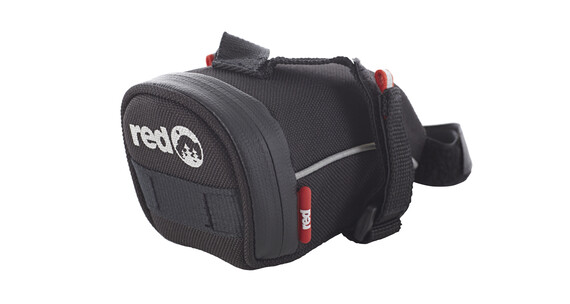 Red Cycling Products Turtle Bag S zadeltas zwart